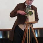 Kontrola starobylé kamery