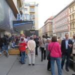 ... v kině OKO v Praze, ...