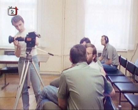 Z dokumentárního filmu Absolutní trest